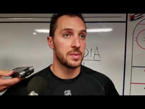 Ryan Callahan postgame vs Pittsburgh 10-21-17