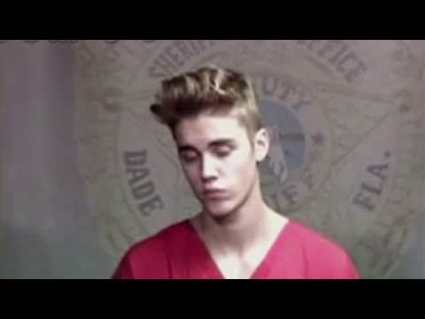 Breaking News : Justin Bieber arrested 2014