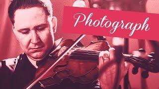 PHOTOGRAPH (Ed Sheeran) ♪ ZULVIEM // Piano, violino e cello