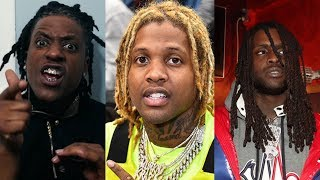 Opps Talking About Lil Durk (Rivals)
