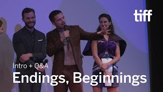 ENDINGS, BEGINNINGS Cast and Crew Q&A | TIFF 2019