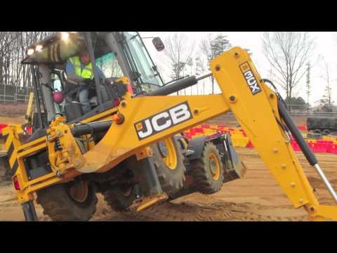Diggerland, USA, Excavators, Tractors, Construction Theme Park