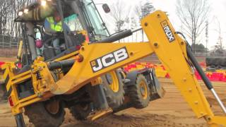 Diggerland, USA, Excavators, Tractors, Construction Theme Park
