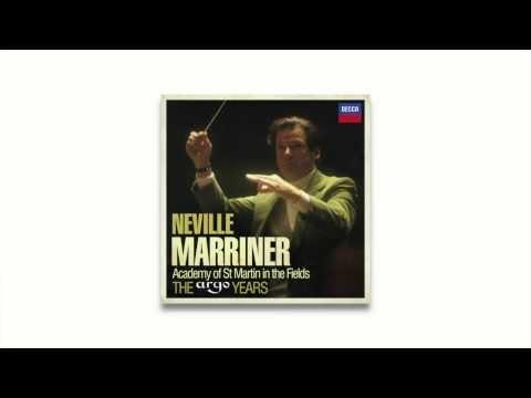 Academy of St Martin in the Fields - Neville Marriner interviews, Decca Disc 1
