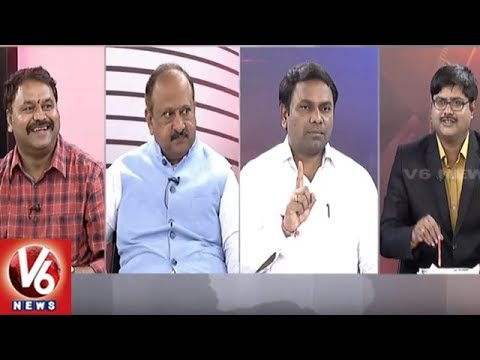 Special Debate On CM KCR Delhi Tour | Good Morning Telangana | V6 News