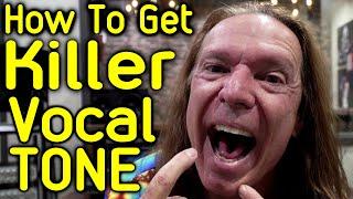 How To Get Killer Vocal Tone | Ken Tamplin Vocal Academy