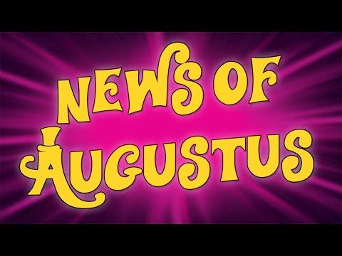 News of Augustus karaoke instrumental