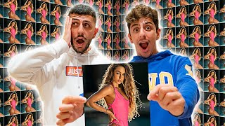 I Filled My Brothers Room With Pictures Of His Crush! (Sommer Ray)