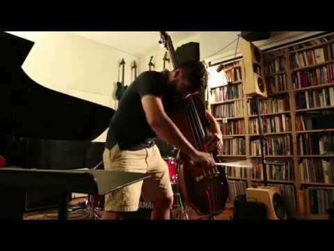 Tom Blancarte - solo bass - at Spectrum, NYC - May 13 2014