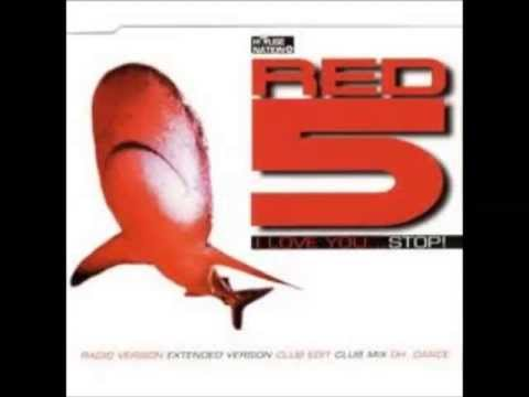 Red 5 i love you stop radio version