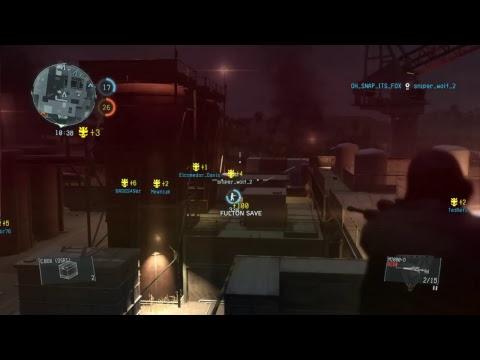 PS4. Gear Solid espionage twa