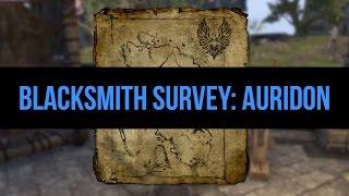 ESO   Blacksmith Survey: Auridon