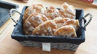 Brot von der Frau ( Vintschgalen )