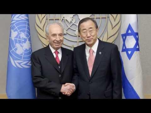 L'ONU salue la mémoire de Shimon Peres