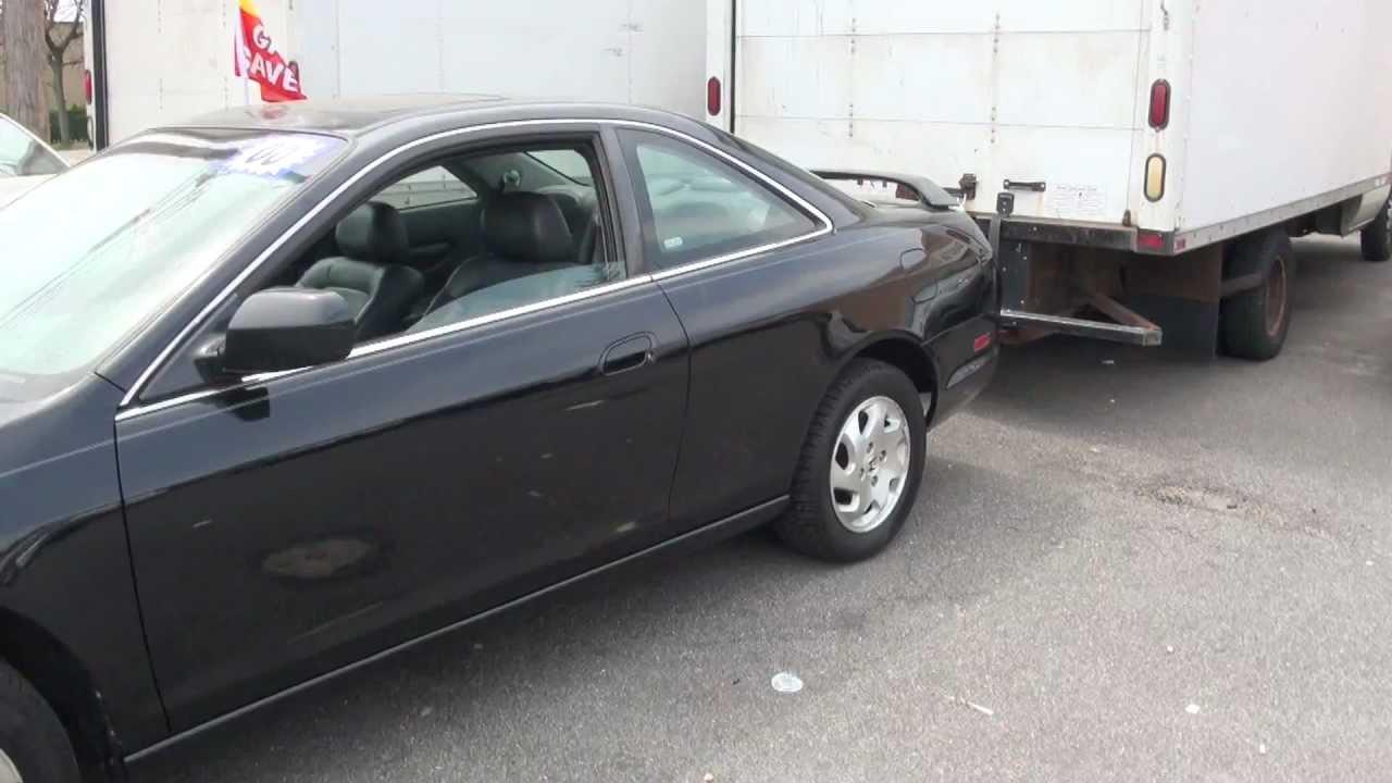 Masters Auto Sales >> 2000 Honda Accord EX 2 Door Coupe - YouTube