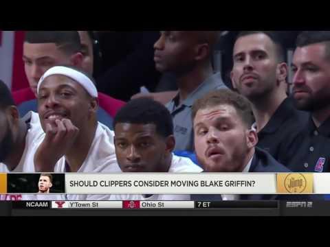 Love NBA - James Worthy, Kyrie Irving, Blake Griffin & Nerlens Noel