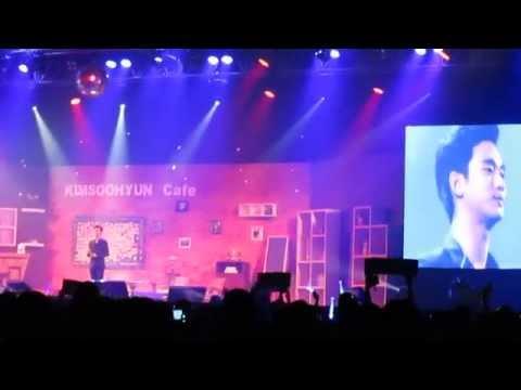 Kim Soo Hyun - Dreaming Live in Jakarta