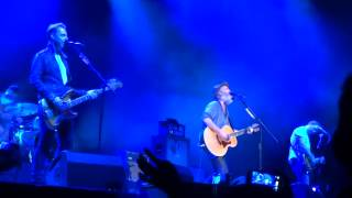 """TRAVIS - """"Re-offender"""" (Live at Pepsi Center WTC, DF - September 8th, 2014)"""