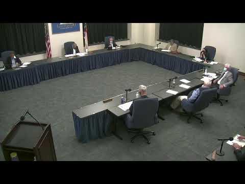 Goldsboro City Council Meeting 11-02-2020 7:00 Pm