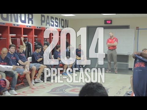 Chicago Fire players return to Toyota Park | 2014 Pre-Season