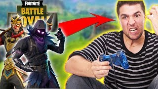 Bro... How Salty Can You Get? - Making NO LIVES Angry In FORTNITE BATTLE ROYALE