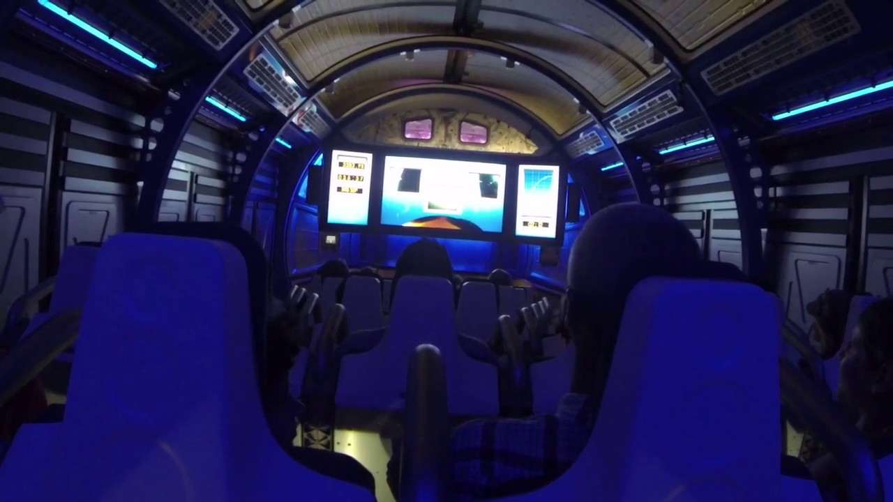 space shuttle simulator at kennedy space center - photo #9