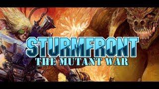 [60fps] SturmFront - The Mutant War [PC Steam] - 1CC - ALL Clear No Miss - 3,250,486 pts - edusword