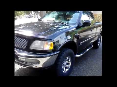 How To Change A Headlight Bulb In A Ford F150 Youtube