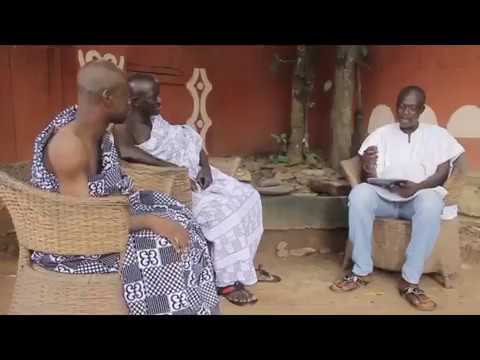 ABEBUO CHARLES ANTWI MEET WITH PROF