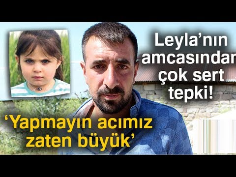 Sosyal Medyada Leyla'nın Katili Olduğu İddia Edilen Mehmet Aydemir İHA'ya Konuştu