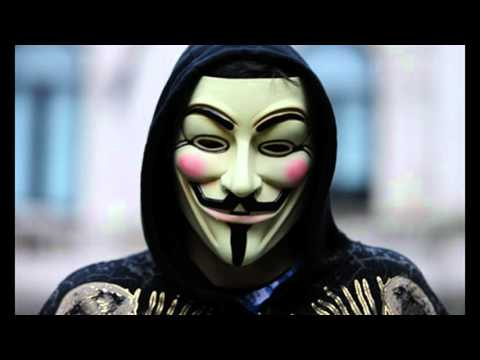ANONYMOUS Hackers Song