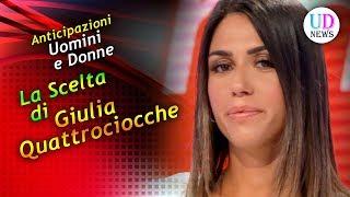 Anticipazioni Uomini e Donne: La Scelta di Giulia. Giulio Abbandona Lo Studio!