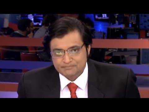Arnab Goswami's Take On Congress New Chief - Rahul Gandhi