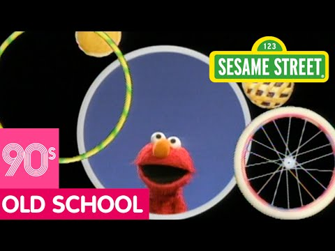 Sesame Street: Elmo Sings About Circles