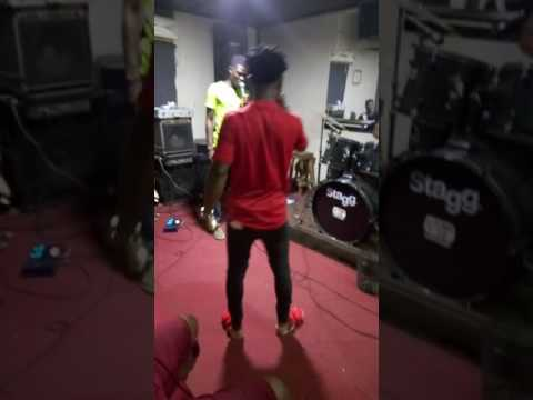 Keimpoké Ricky :Répétition acte 2