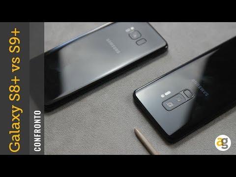 GALAXY S9+ confronto S8+ .. e il TERZO GODE! (Note 8)