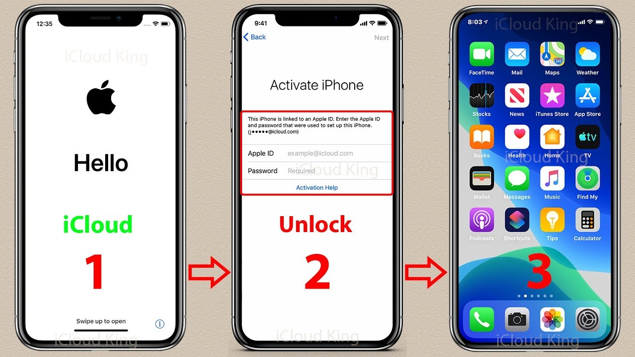 Factory reset iphone 28s without icloud password