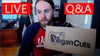 Live Unboxing & Hangout Q&A