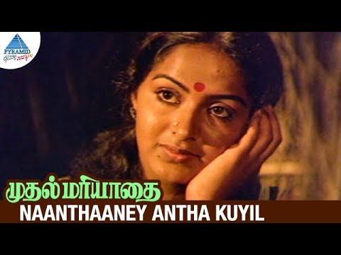 Muthal Mariyathai Tamil Movie Songs | Raasave Unna Nambi Video Song | Sivaji | Radha | Ilayaraja