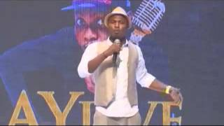 FunnyBone @AYLIve Lagos 2015