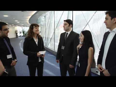 Internship at the European Parliament (2014)