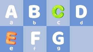 學習英語 兒童英文教學 ABC英文歌 學習顏色 【西瓜寶寶學英語】yingwenjiaoxue Learn English