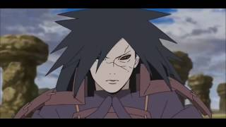 madara fight A M V - the search NF