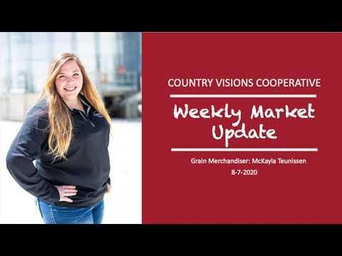 Grain Market Update 8-7-20