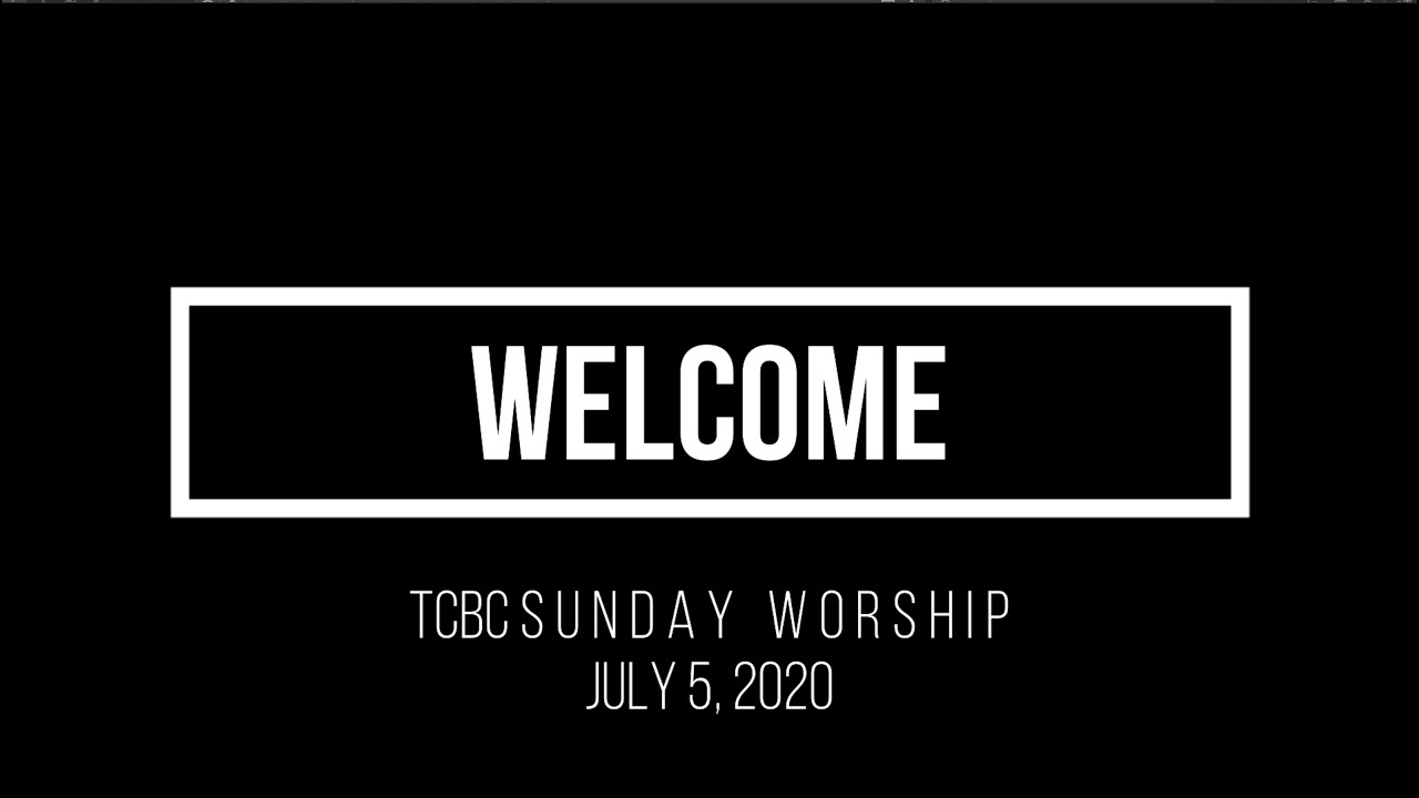 Download Days of Our Lives - July 5, 2020 English Worship