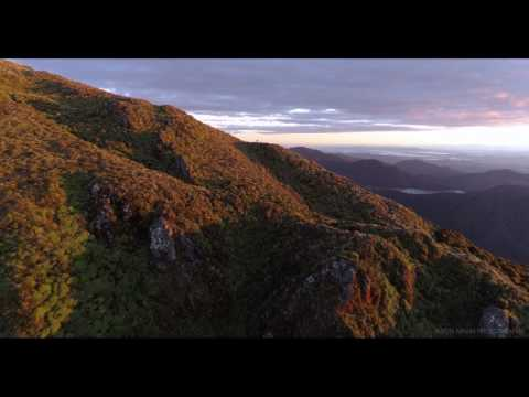 Mt Holdsworth, Tararua Range, New Zealand – DJI Phantom 4 Pro