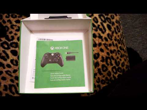 xbox-one-controller-and-play-&-charge-kit-unboxing!