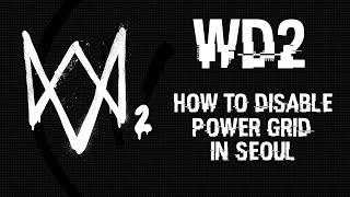 wD2: Как отключить электросеть в Сеуле
