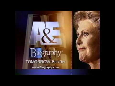 A&E Commercials - October 12, 1998