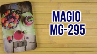 Розпакування MAGIO MG-295 (Smoothies)